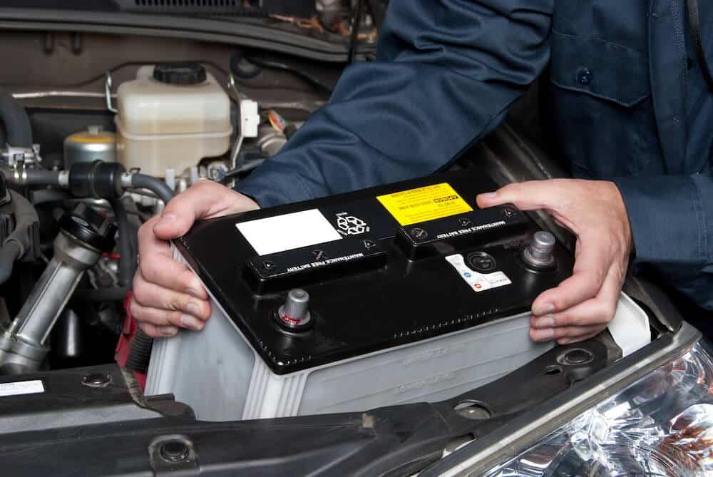Depannage changement batterie voiture Paris